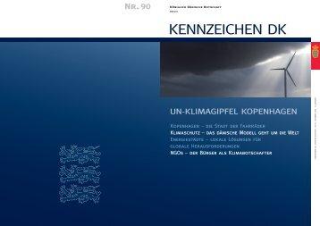 UN Klimagipfel Kopenhagen - Tyskland, Berlin