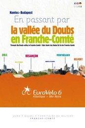 la vallée du Doubs en Franche-Comté - Tourisme du Pays de Dole