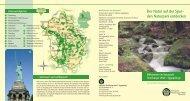 Der Natur auf der Spur - Naturpark Teutoburger Wald / Eggegebirge