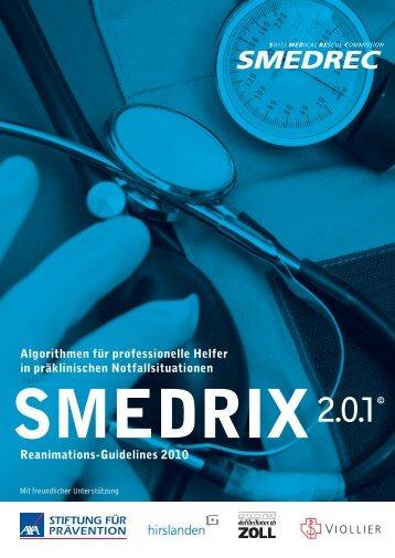Algorithmen für professionelle Helfer in präklinischen ... - SMEDREC
