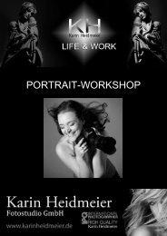 infos & anmeldung - Karin Heidmeier - Life & Work