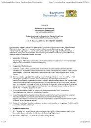 Antrag Zuschussvergabe zur Förderung internationaler ...