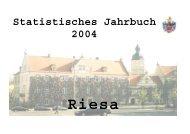 Statistisches Jahrbuch 2004 (pdf, 384KB) - riesa.eu