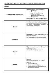 Grundwissen Biologie Jahrgangsstufe 5-10 - Helene-Lange ...