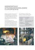 StranggieSSanlagen FÜr KUPFer - SMS Meer GmbH - Page 6