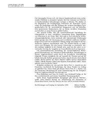 VORWORT - Leitlinien - Deutsche Gesellschaft für Kardiologie