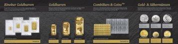 Goldbarren CombiBars & Coins™ Kinebar ... - Gold-Silber-Shop
