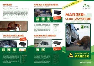 MARDER- - Gardigo