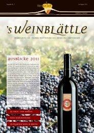 wein_blaettle_2011:Layout 1 - Weingut Albert und Konrad Zaiß