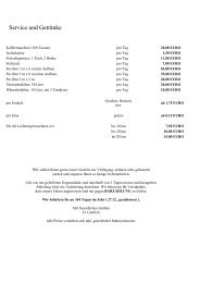 PDF downloaden - Party-Service Christina