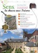 Touristenführer Sens und Senonais - Office du tourisme de Sens - Page 3