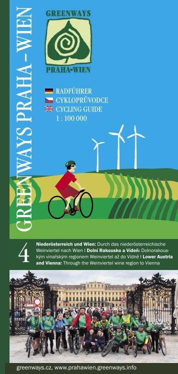 GREENW AYS PRAHA –WIEN - Friends of Czech Greenways
