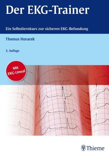Thieme: Der EKG-Trainer - Die Onleihe