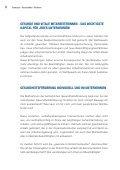 Betriebliche Gesundheitsförderung - Seite 6