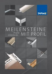 PARTNER MIT PROFIL  /  DURAL - High-Profile Partnership
