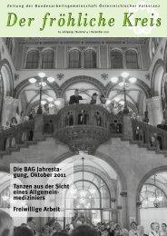 Der fröhliche Kreis - Volkstanz.at
