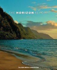 Horizon Report 2011 - The New Media Consortium