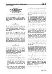 Schuttholzer Moor - Die Regierung von Niederbayern