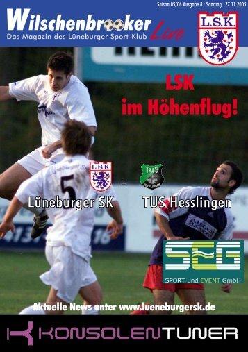 LSK im Höhenflug! - Lüneburger SK