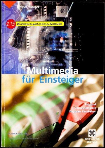 Hubert Eisner Multimedia für Einsteiger