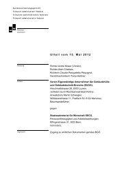 Urteil vom 15. Mai 2012 - Bundesverwaltungsgericht
