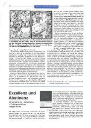 Daniel Hechler / Peer Pasternack: Exzellenz und Abstinenz. Der ...