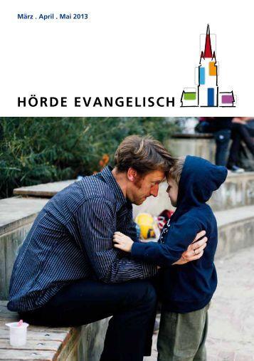 Gemeindebrief März – Mai 2013 - Evangelischen Kirchengemeinde ...