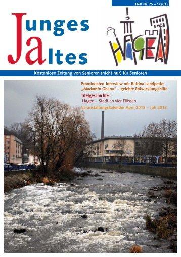 Ausgabe Nr. 25 - Hagen