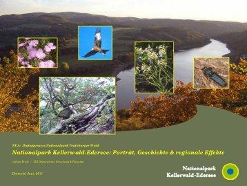 Nationalpark Kellerwald-Edersee - Geplanter Nationalpark ...