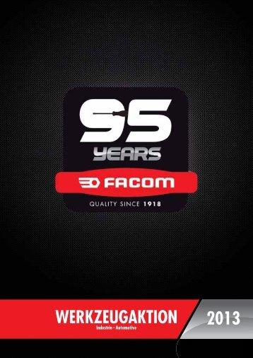 Facom Aktionen 2013 - Helatec GmbH