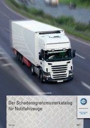 Der Schadensgrenzmusterkatalog für Nutzfahrzeuge - TÜV Süd