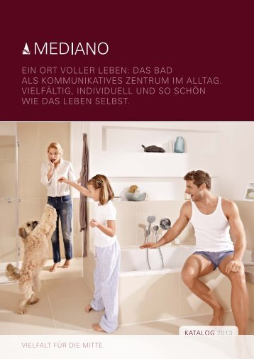 Ein ort vollEr lEbEn: Das baD als KommuniKativEs ZEntrum im ...