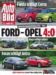 Große Erwartungen - Ford Deutschland