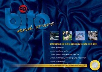 auto, motor, sport - Bito AG