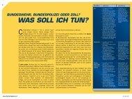 WAS SOLL ICH TUN? - OSP Rheinland