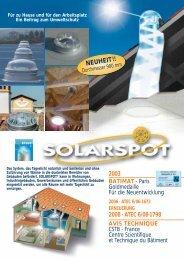 Klicken Sie hier, um das PDF-Ansicht - Solarspot