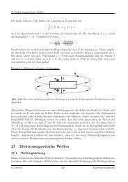 27 Elektromagnetische Wellen - HEP
