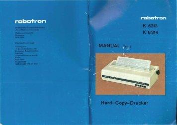 k6313_k6314_manual_t.. - Das ist die Eingangsseite, an der noch ...