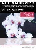 Quo Vadis Journal Nr.11 - Quo Vadis Salzburg - Seite 2