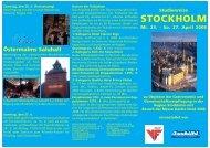 Stockholm-Flyer:Layout 1.qxd - Verband der Fachplaner Gastronomie