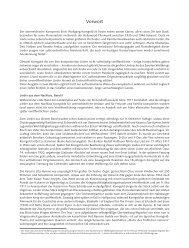 Vorwort (deutsch, englisch - PDF, 50 KB) - Schott Music