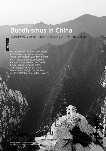 Buddhismus in China