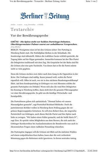 Textarchiv - Robert Zion