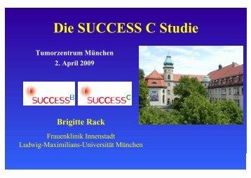 Die SUCCESS C Studie - Tumorzentrum-muenchen.de