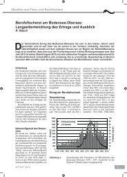 Berufsfischerei Bodensee-Obersee - LAZBW