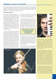 Zyprische Musik für Violine und Klavier