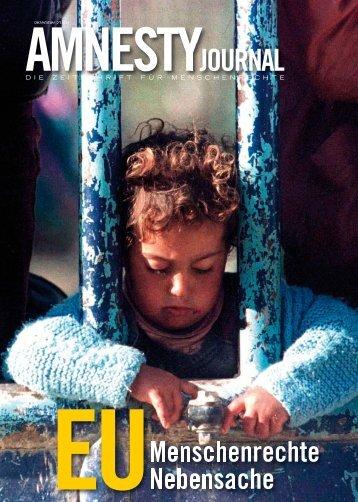 AI Journal 410_Layout 1 - Amnesty International Österreich