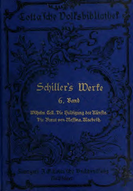 Sämtliche Werke in zwölf Bänden