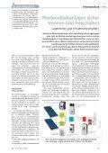 Photovoltaikanlagen sicher trennen und freischalten - Moeller - Page 2