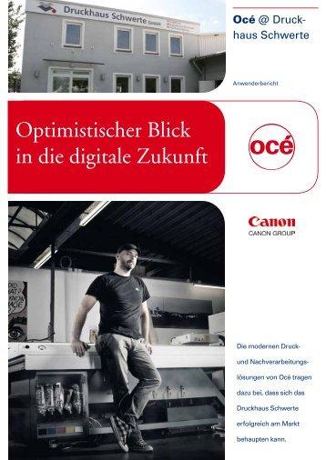 Optimistischer Blick in die digitale Zukunft - canon.de